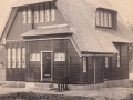 Heath Cottage 1920 prentbriefkaart voorzijde